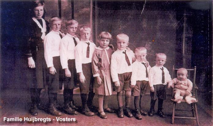 Garage Huijbregts Reusel : Genealogie familie huijbregts